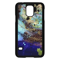 Blue Options 3 Samsung Galaxy S5 Case (black)