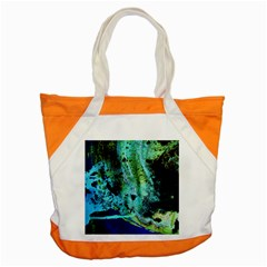 Blue Options 6 Accent Tote Bag