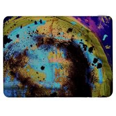 Blue Options 5 Samsung Galaxy Tab 7  P1000 Flip Case
