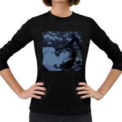 In The Highland Park Women s Long Sleeve Dark T Shirts