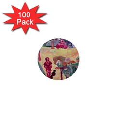 Trail 1  Mini Buttons (100 Pack)
