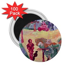 Trail 2 25  Magnets (100 Pack)