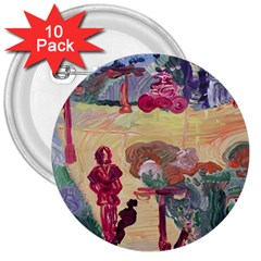 Trail 3  Buttons (10 Pack)