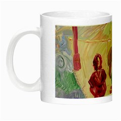 Trail Night Luminous Mugs