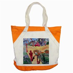 Trail Accent Tote Bag