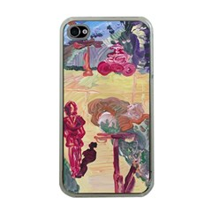 Trail Apple Iphone 4 Case (clear)