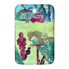 Trail 1 Samsung Galaxy Note 8 0 N5100 Hardshell Case  by bestdesignintheworld
