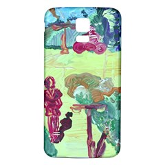 Trail 1 Samsung Galaxy S5 Back Case (white) by bestdesignintheworld