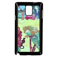 Trail 1 Samsung Galaxy Note 4 Case (black)