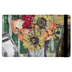 Sunflowers And Lamp Apple Ipad 3/4 Flip Case by bestdesignintheworld