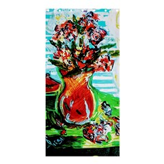 Dry Flowers On Your Windows Shower Curtain 36  X 72  (stall)