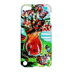 Dry Flowers On Your Windows Apple Ipod Touch 5 Hardshell Case
