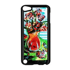 Dry Flowers On Your Windows Apple Ipod Touch 5 Case (black)