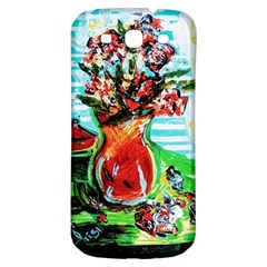 Dry Flowers On Your Windows Samsung Galaxy S3 S Iii Classic Hardshell Back Case