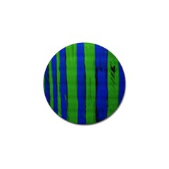 Stripes Golf Ball Marker (4 Pack)