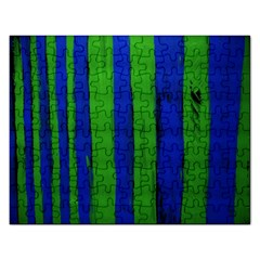 Stripes Rectangular Jigsaw Puzzl