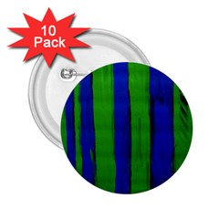 Stripes 2 25  Buttons (10 Pack)