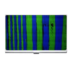 Stripes Business Card Holders