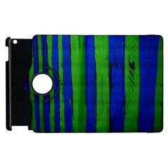 Stripes Apple Ipad 3/4 Flip 360 Case