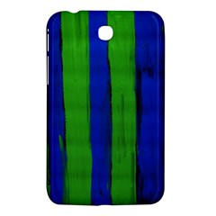 Stripes Samsung Galaxy Tab 3 (7 ) P3200 Hardshell Case  by bestdesignintheworld