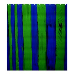 Stripes Shower Curtain 66  X 72  (large)