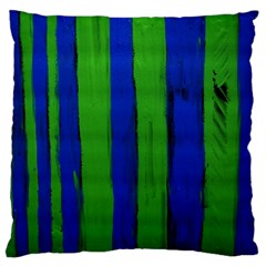 Stripes Standard Flano Cushion Case (one Side) by bestdesignintheworld