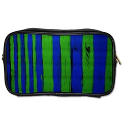 Stripes Toiletries Bags 2 Side