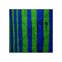 Stripes Acrylic Tangram Puzzle (4  X 4 )
