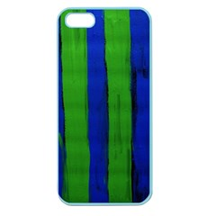 Stripes Apple Seamless Iphone 5 Case (color)