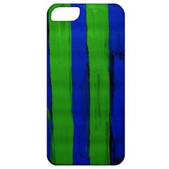 Stripes Apple Iphone 5 Classic Hardshell Case by bestdesignintheworld