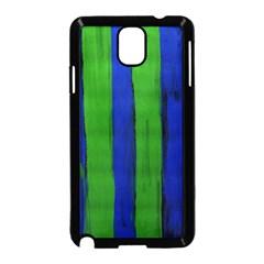 Stripes Samsung Galaxy Note 3 Neo Hardshell Case (black)
