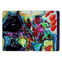 Still Life With Two Lamps Samsung Galaxy Tab 10 1  P7500 Flip Case