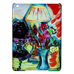 Still Life With Two Lamps Ipad Air Hardshell Cases