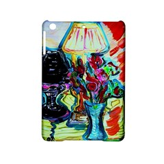 Still Life With Two Lamps Ipad Mini 2 Hardshell Cases