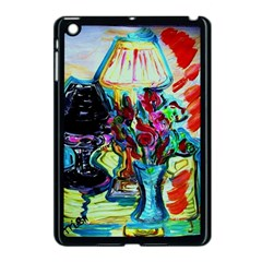 Still Life With Two Lamps Apple Ipad Mini Case (black)