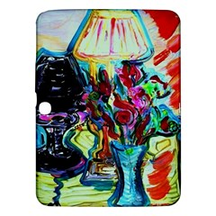 Still Life With Two Lamps Samsung Galaxy Tab 3 (10 1 ) P5200 Hardshell Case