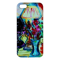 Still Life With Two Lamps Iphone 5s/ Se Premium Hardshell Case