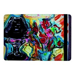 Still Life With Two Lamps Samsung Galaxy Tab Pro 10 1  Flip Case