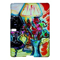 Still Life With Two Lamps Samsung Galaxy Tab S (10 5 ) Hardshell Case