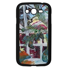 Still Life With Tangerines And Pine Brunch Samsung Galaxy Grand Duos I9082 Case (black)