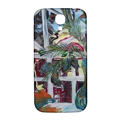 Still Life With Tangerines And Pine Brunch Samsung Galaxy S4 I9500/i9505  Hardshell Back Case