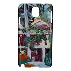 Still Life With Tangerines And Pine Brunch Samsung Galaxy Note 3 N9005 Hardshell Case