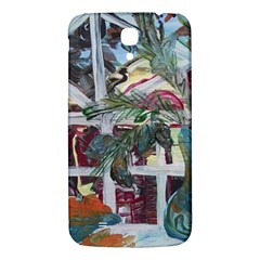 Still Life With Tangerines And Pine Brunch Samsung Galaxy Mega I9200 Hardshell Back Case