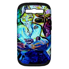 Old Light And New Light Samsung Galaxy S Iii Hardshell Case (pc+silicone) by bestdesignintheworld