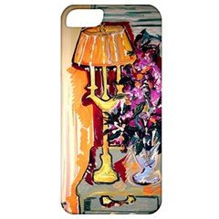 Still Life With Lamps And Flowers Apple Iphone 5 Classic Hardshell Case