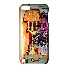 Still Life With Lamps And Flowers Apple Ipod Touch 5 Hardshell Case With Stand