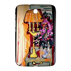 Still Life With Lamps And Flowers Samsung Galaxy Note 8 0 N5100 Hardshell Case