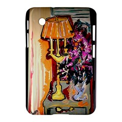 Still Life With Lamps And Flowers Samsung Galaxy Tab 2 (7 ) P3100 Hardshell Case