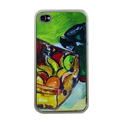 Still Life With A Pigy Bank Apple Iphone 4 Case (clear)