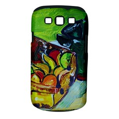 Still Life With A Pigy Bank Samsung Galaxy S Iii Classic Hardshell Case (pc+silicone)
